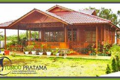 Rumah Adat Minahasa