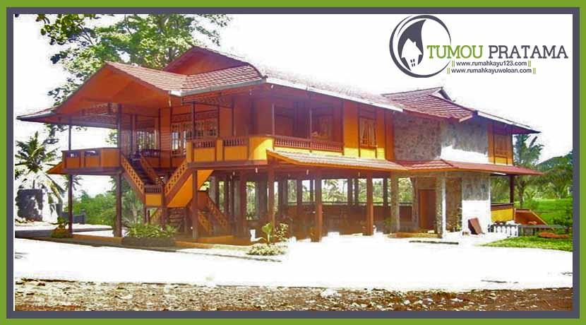 Rumah Kayu 198 Bandung