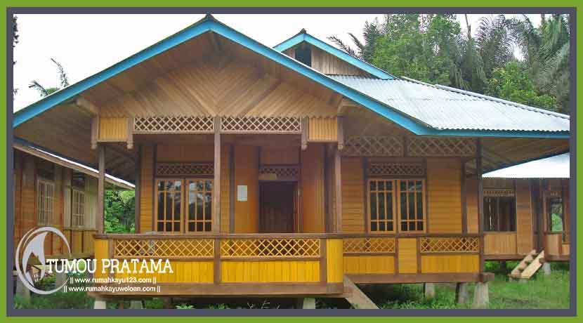Rumah Kayu 63