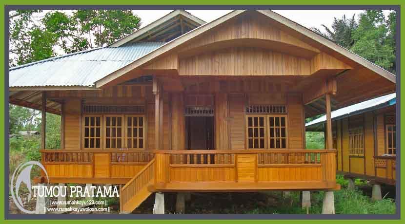 Rumah Kayu 70