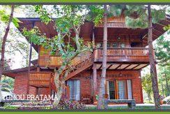 Rumah Panggung Kayu 70