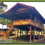 Rumah Panggung Minahasa