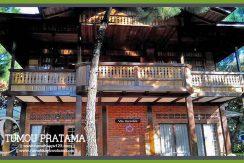 Rumah Kayu 198 di Bogor Bandung