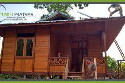 Rumah Kayu Malili Sorowako