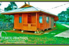 Rumah Kayu Tipe 30