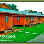 Cottage Rumah Kayu Tipe 30