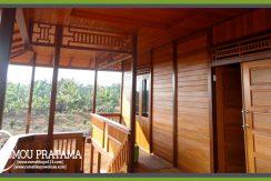 Rumah Panggung di Malili Luwu Timur