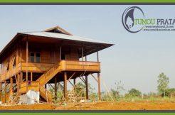 Rumah Panggung di Malili Luwu Tumou Pratama