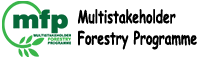 Logo Multistakeholder Forestry Programme atau MFP