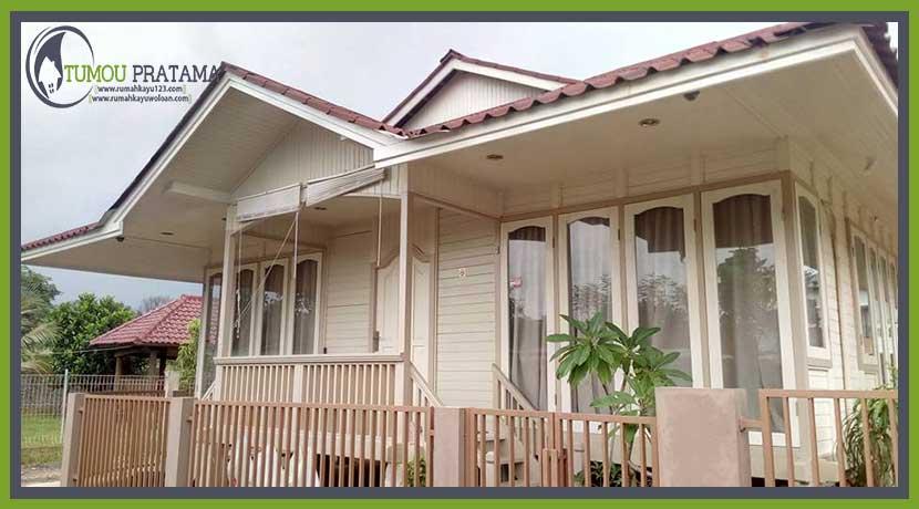 Rumah Kayu Tipe 144 | Jakarta – Pejaten