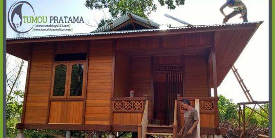 Rumah Kayu Tipe 45 | Malili – Sorowako